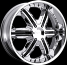VCT - V55-Corleone - Chrome Black Inserts