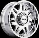 MKW - M91 8 LUG - Chrome