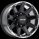 MKW - M94 - Black & Machined