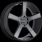 MKW - M117 - Satin Black