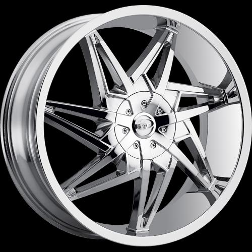 Wheel Resource Inc  - VCT V74 - Chrome