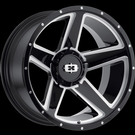 Vision - 390 Empire - Gloss Black Milled