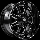 Pure Grit Off-Road - PG 101 - Gloss Black