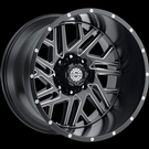 Scorpion Off-Road - SC29 - Gloss Black Milled