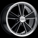 Vision - 324 Dazzler - Gloss Black Machined Face